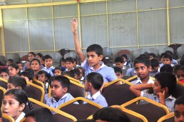 Sati Pasala visits Vidura College Primary on the 22nd & 28th September 2017 (15)