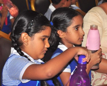 Sati Pasala visits Vidura College Primary on the 22nd & 28th September 2017 (24)