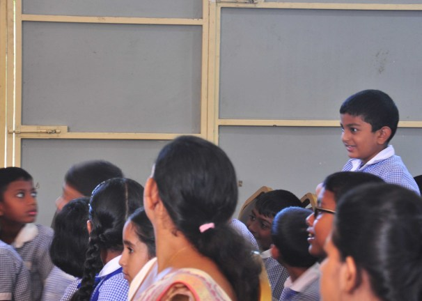 Sati Pasala visits Vidura College Primary on the 22nd & 28th September 2017 (8)