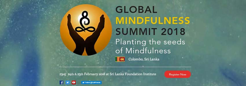 Global Mindfulness Summit 2018