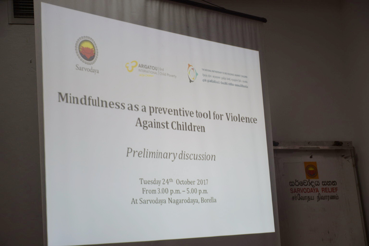 Mindfulness for Child Protection - an Inter Religious initiative (23)