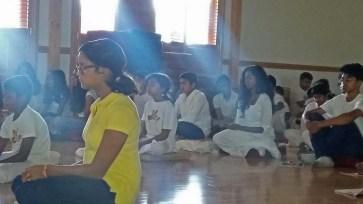 Sati Pasala Introductory program at Toronto, Canada