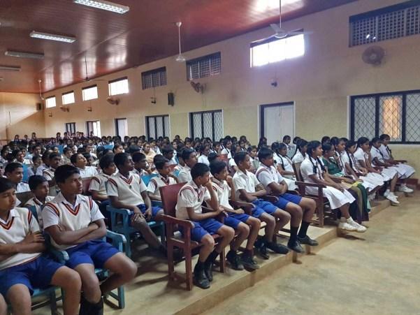 Sati Pasala Mindfulness Program at Kadugannawa Jathika Pasala, Henawala Kadugannawa (1)