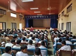 Sati Pasala Mindfulness Program at Kadugannawa Jathika Pasala, Henawala Kadugannawa (2)
