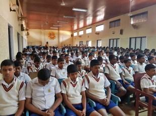 Sati Pasala Mindfulness Program at Kadugannawa Jathika Pasala, Henawala Kadugannawa (5)