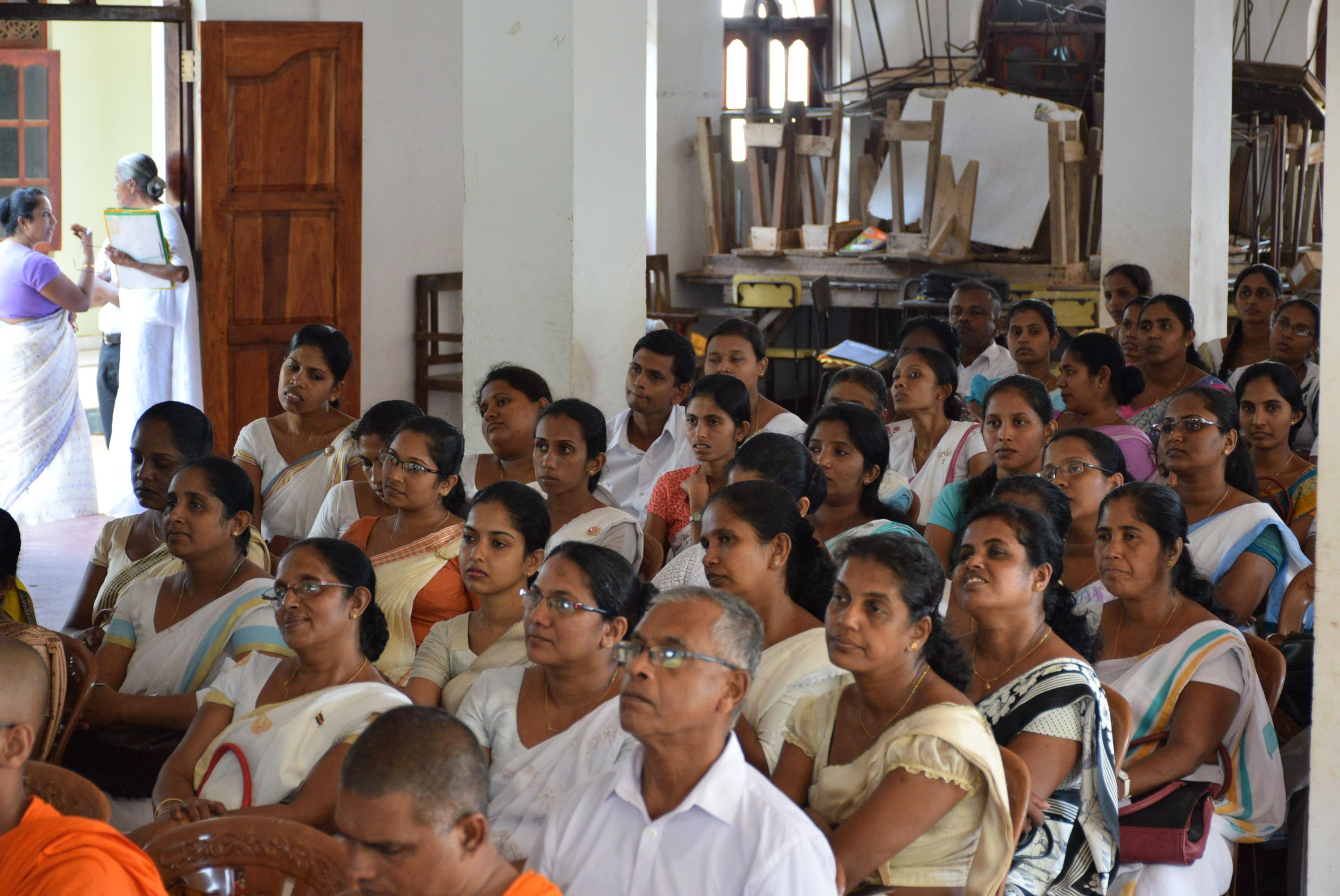 Sati Pasala Mindfulness Programe for Principals and Teachers of Southern Province (4)