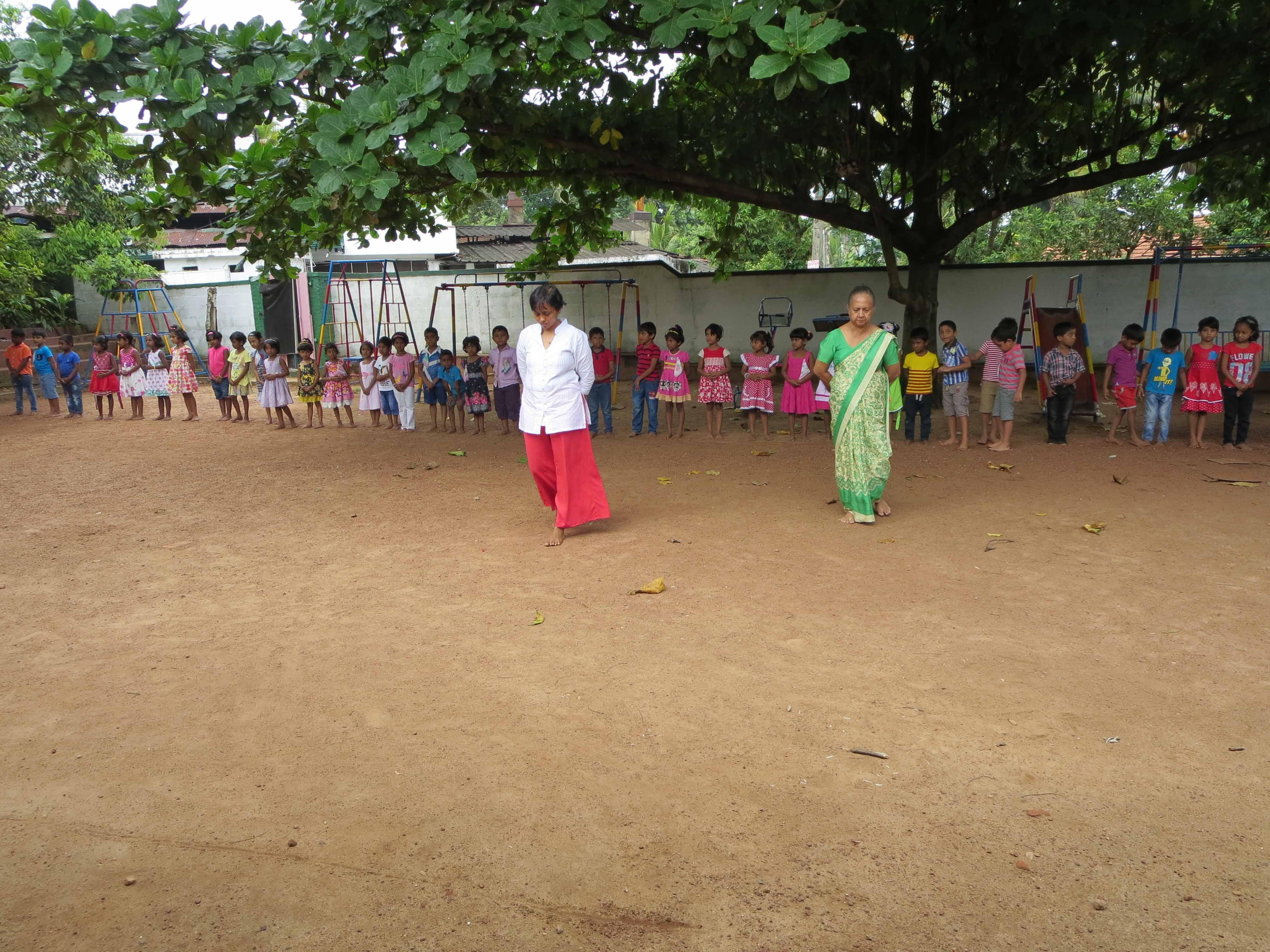 Sati Pasala Mindfulness Training Program for Visaka Pre-School Kadawatha (18)