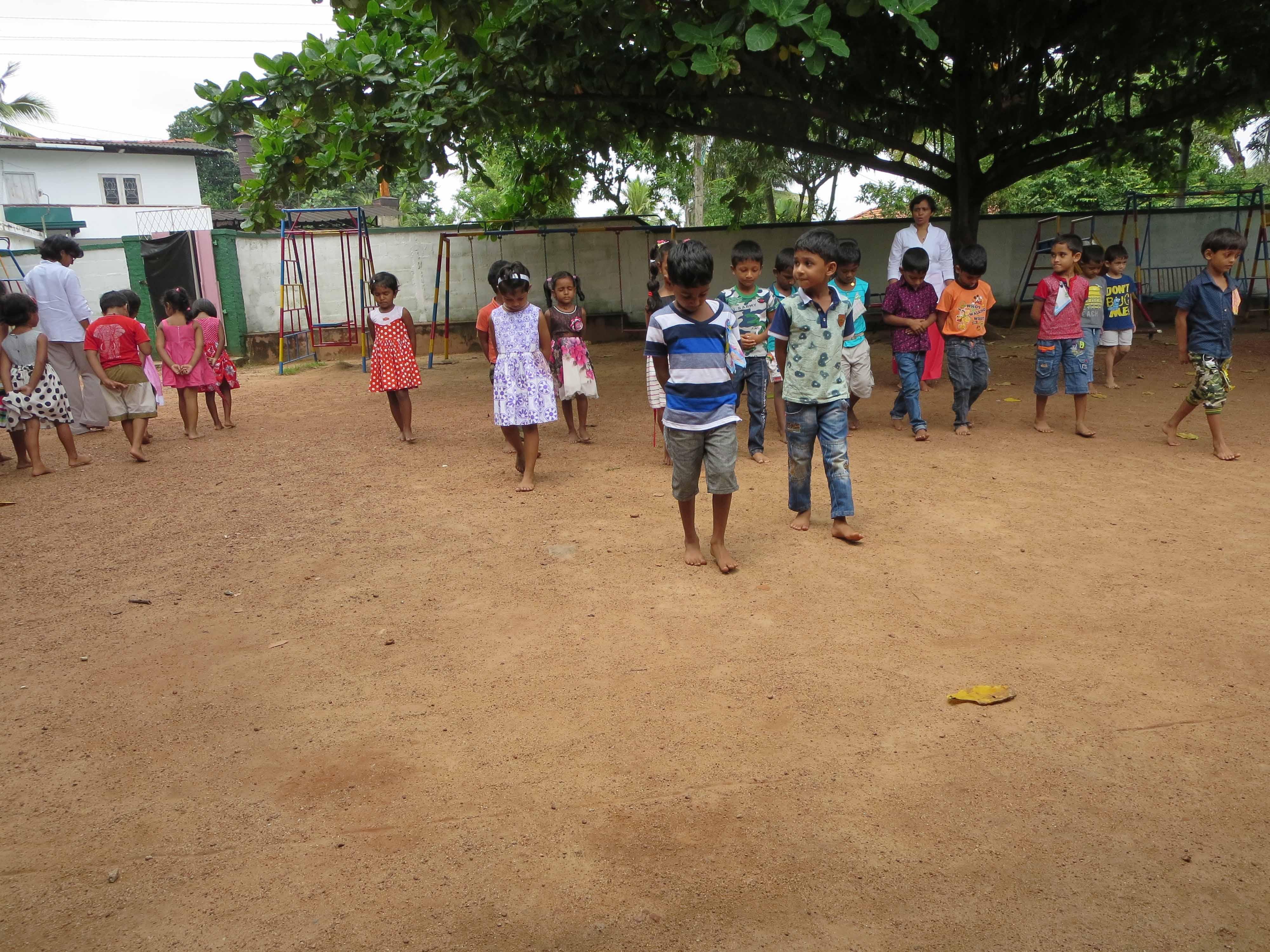 Sati Pasala Mindfulness Training Program for Visaka Pre-School Kadawatha (32)