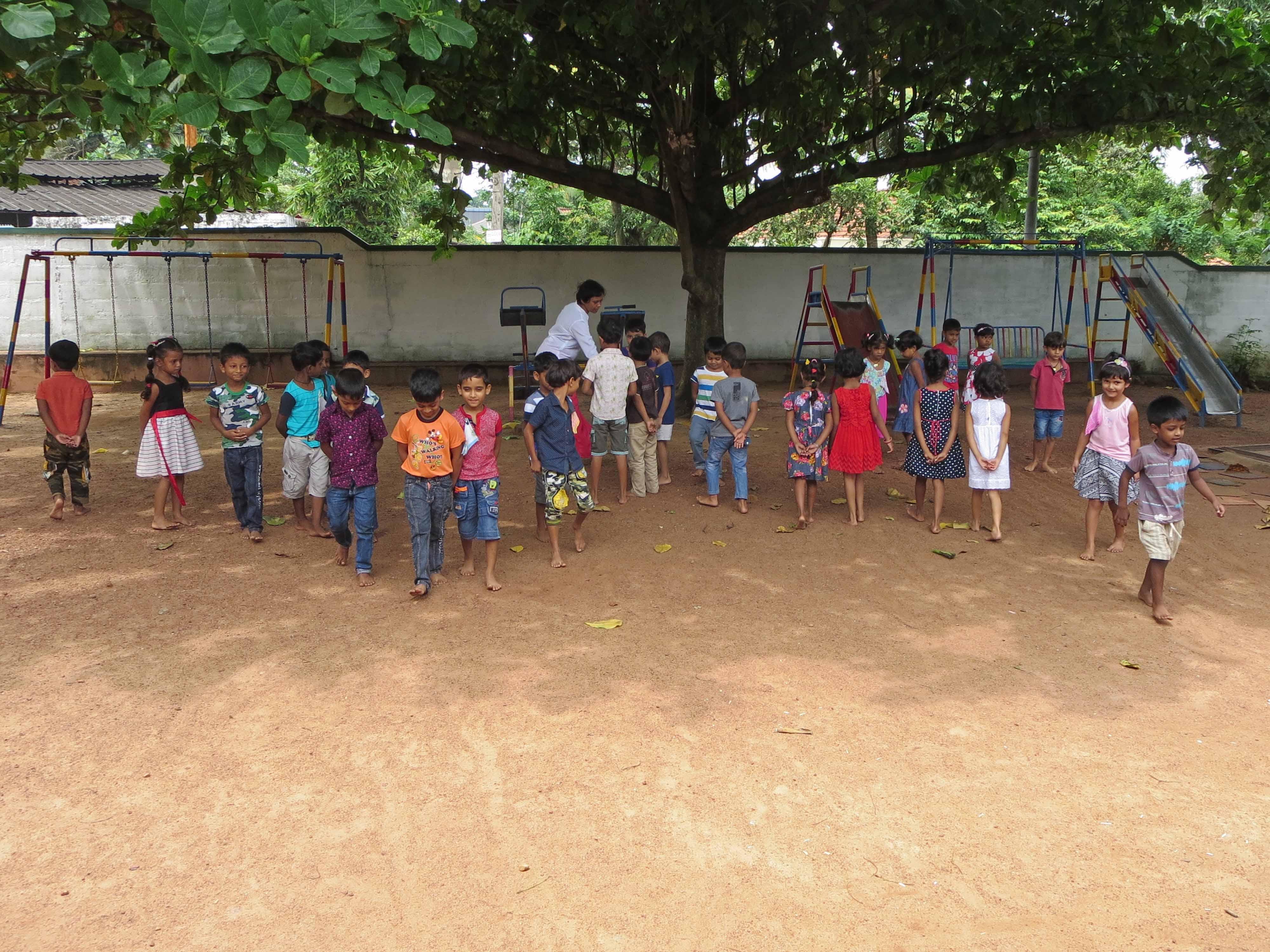 Sati Pasala Mindfulness Training Program for Visaka Pre-School Kadawatha (34)