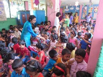 Sati Pasala Mindfulness Training Program for Visaka Pre-School Kadawatha (43)