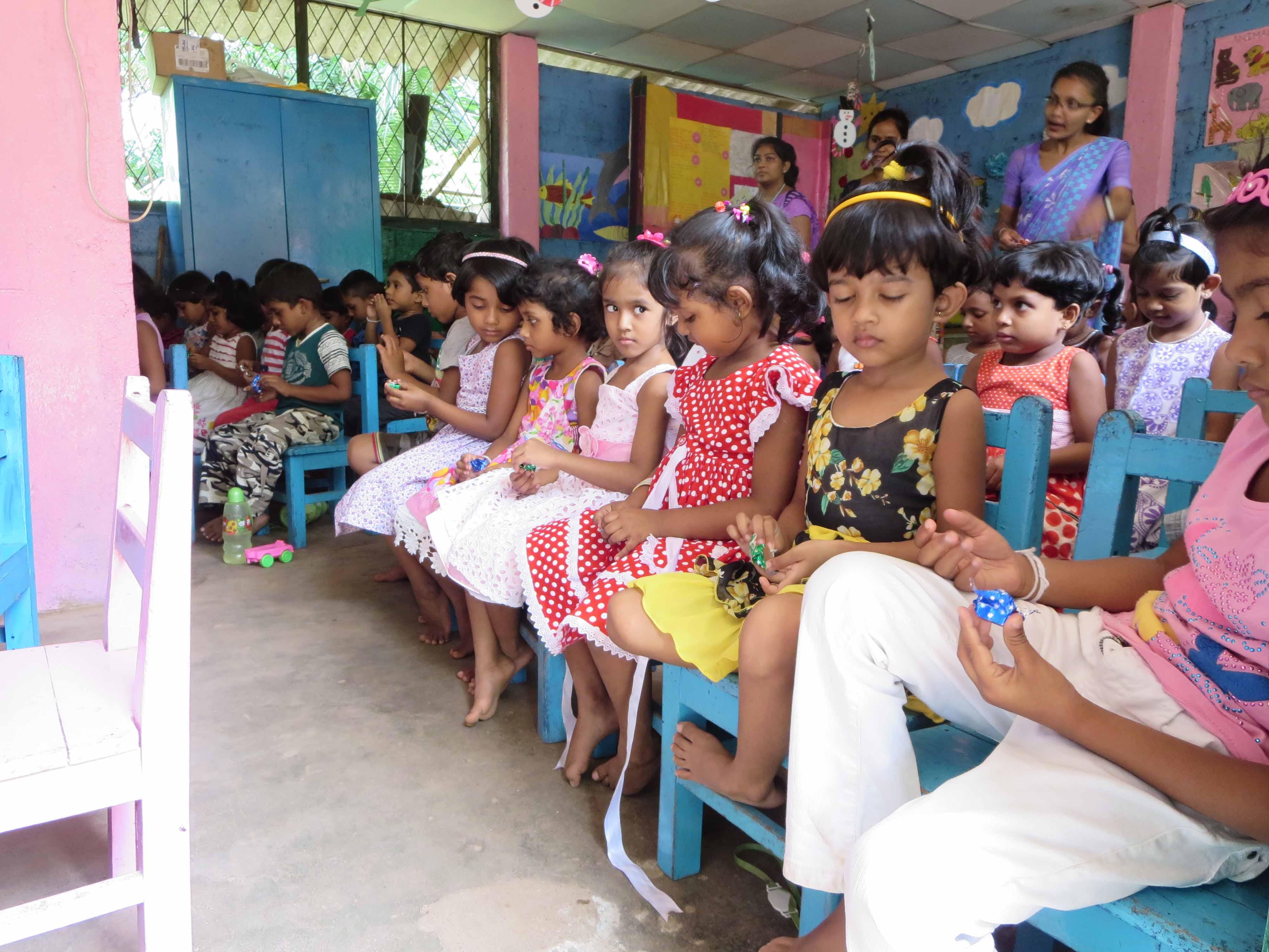 Sati Pasala Mindfulness Training Program for Visaka Pre-School Kadawatha (45)