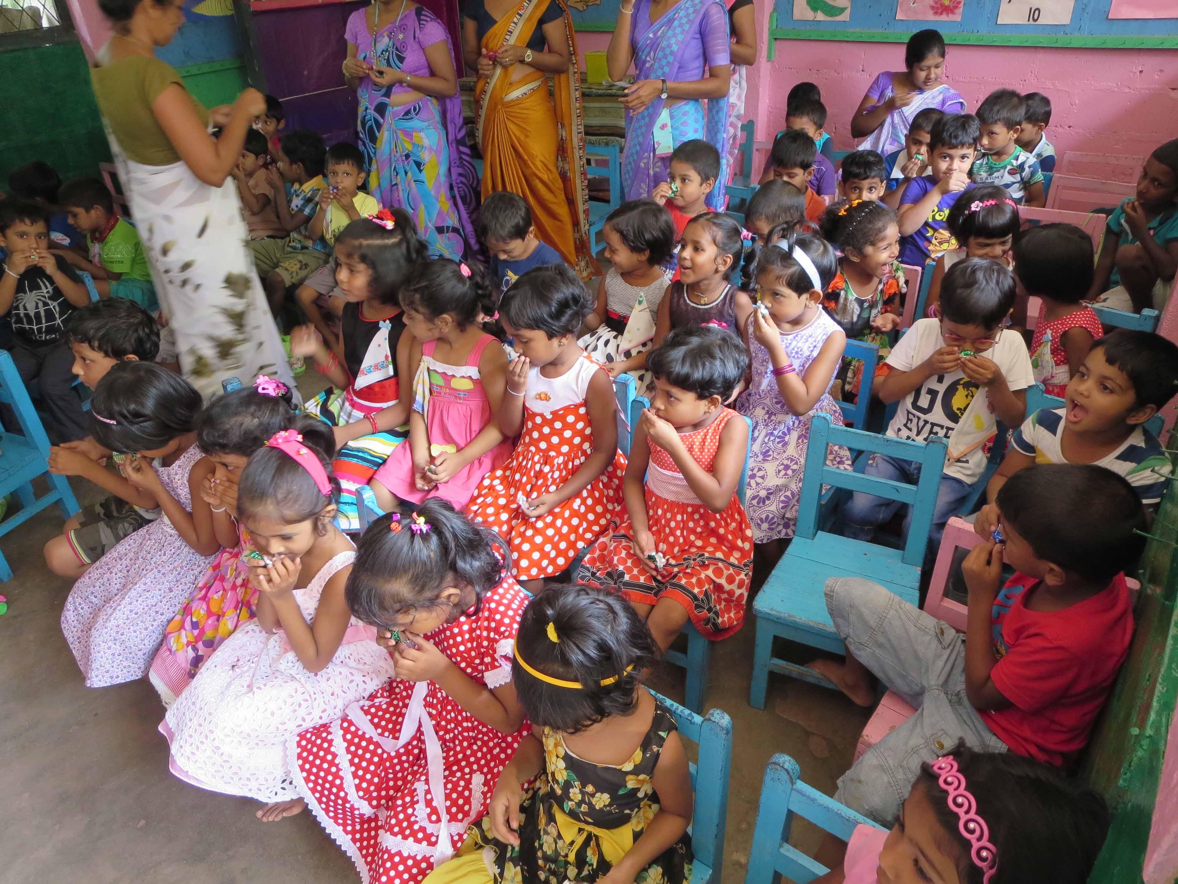 Sati Pasala Mindfulness Training Program for Visaka Pre-School Kadawatha (47)