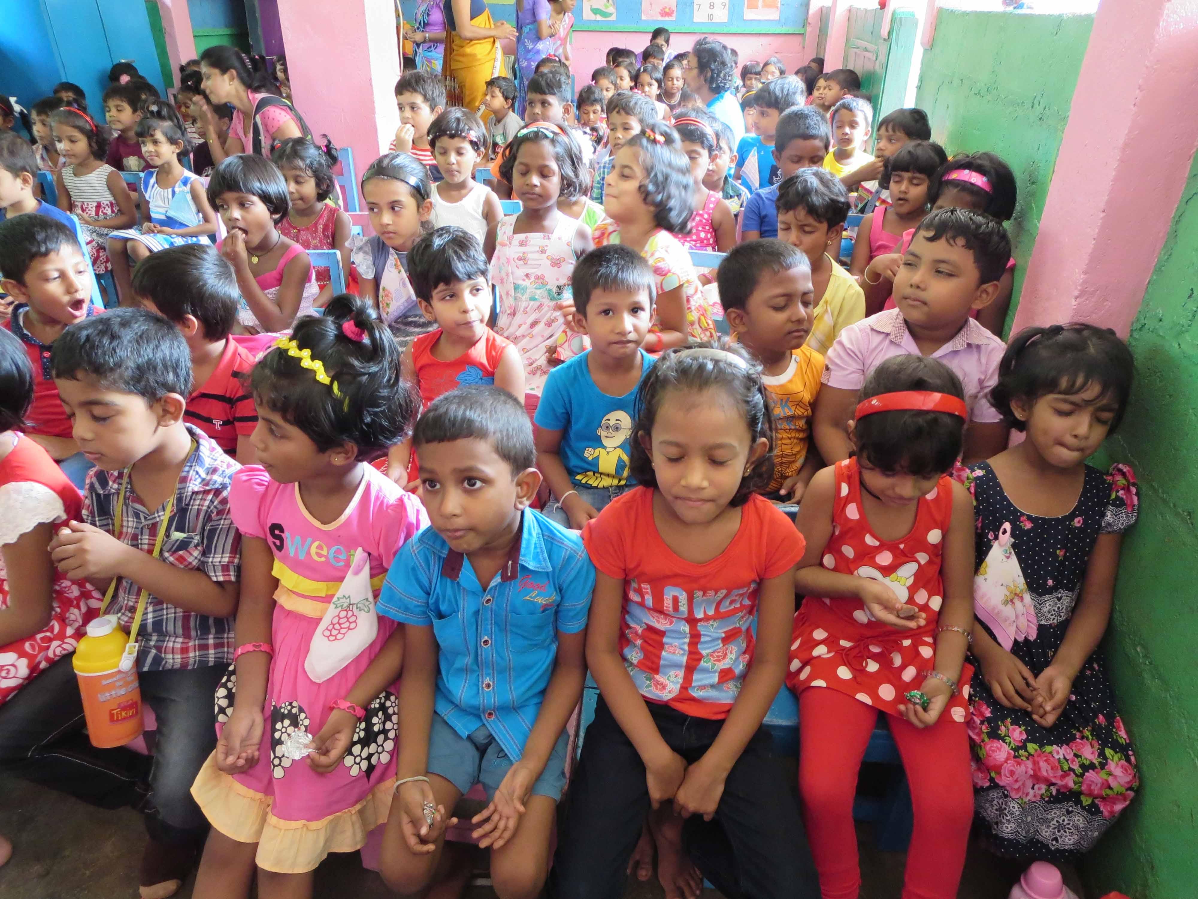 Sati Pasala Mindfulness Training Program for Visaka Pre-School Kadawatha (49)