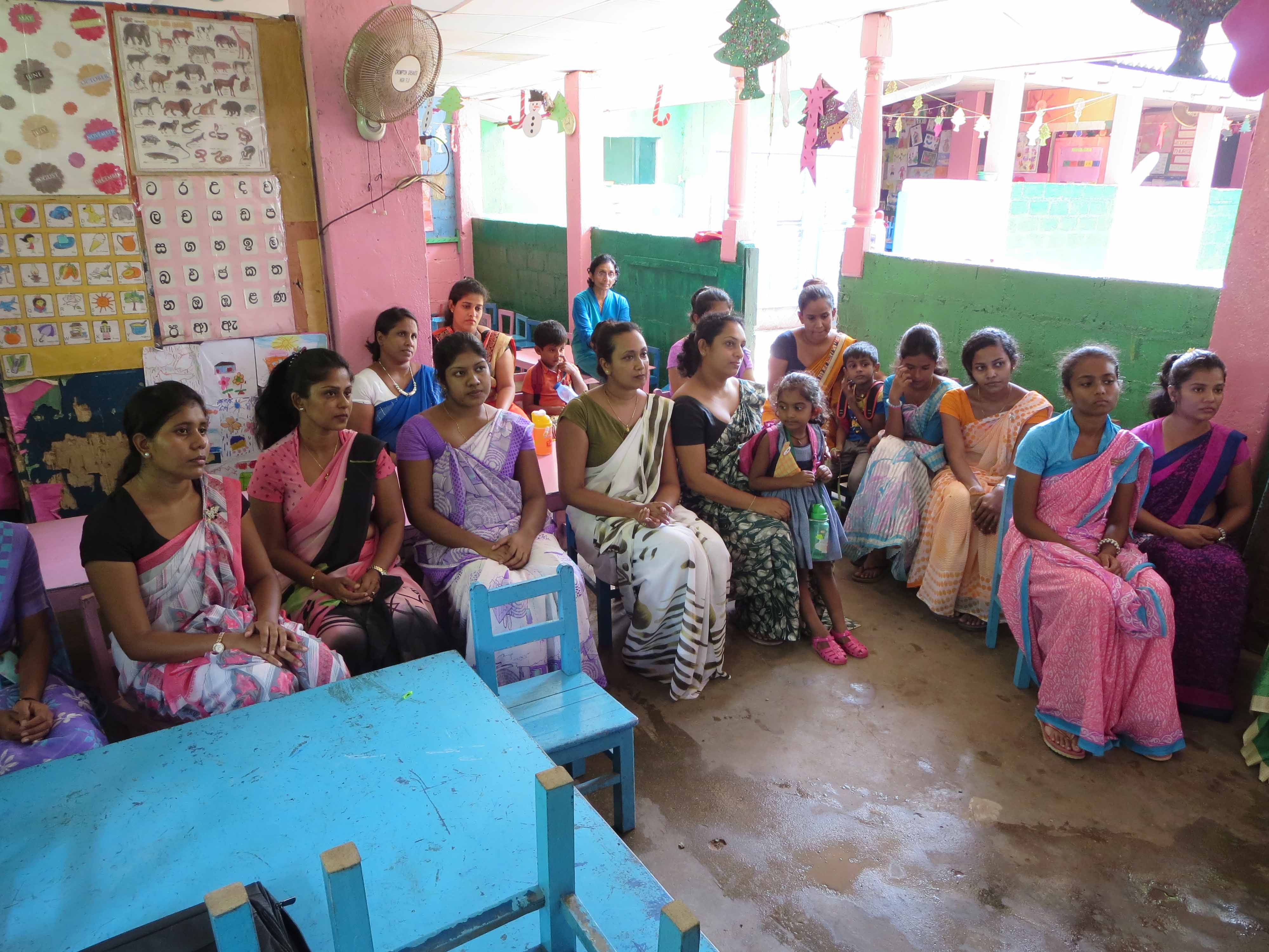 Sati Pasala Mindfulness Training Program for Visaka Pre-School Kadawatha (69)