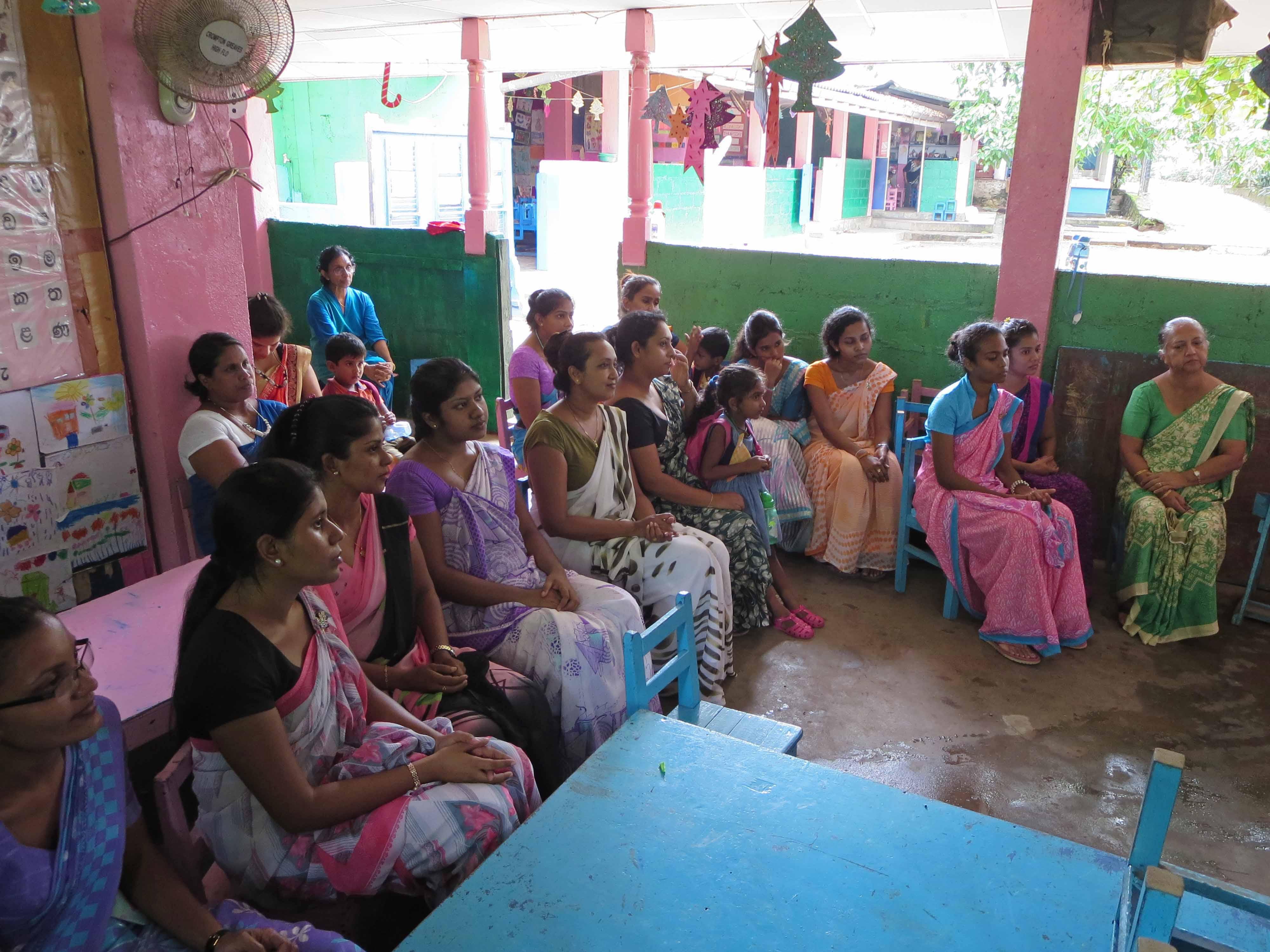 Sati Pasala Mindfulness Training Program for Visaka Pre-School Kadawatha (70)