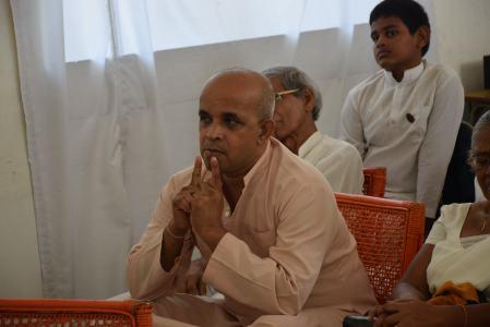 Sati Pasala Mindfulness program at Gangaramaya Temple (10)