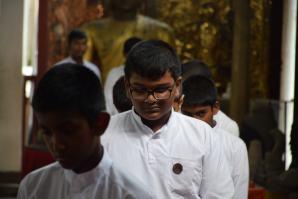 Sati Pasala Mindfulness program at Gangaramaya Temple (19)