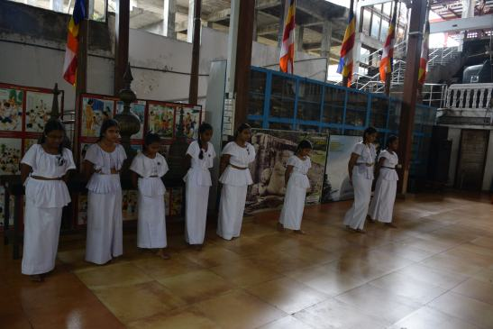 Sati Pasala Mindfulness program at Gangaramaya Temple (21)