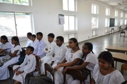 Sati Pasala Mindfulness program at Gangaramaya Temple (5)