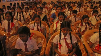 Introduction of Sati Pasala to a few schools in Balangoda (15)