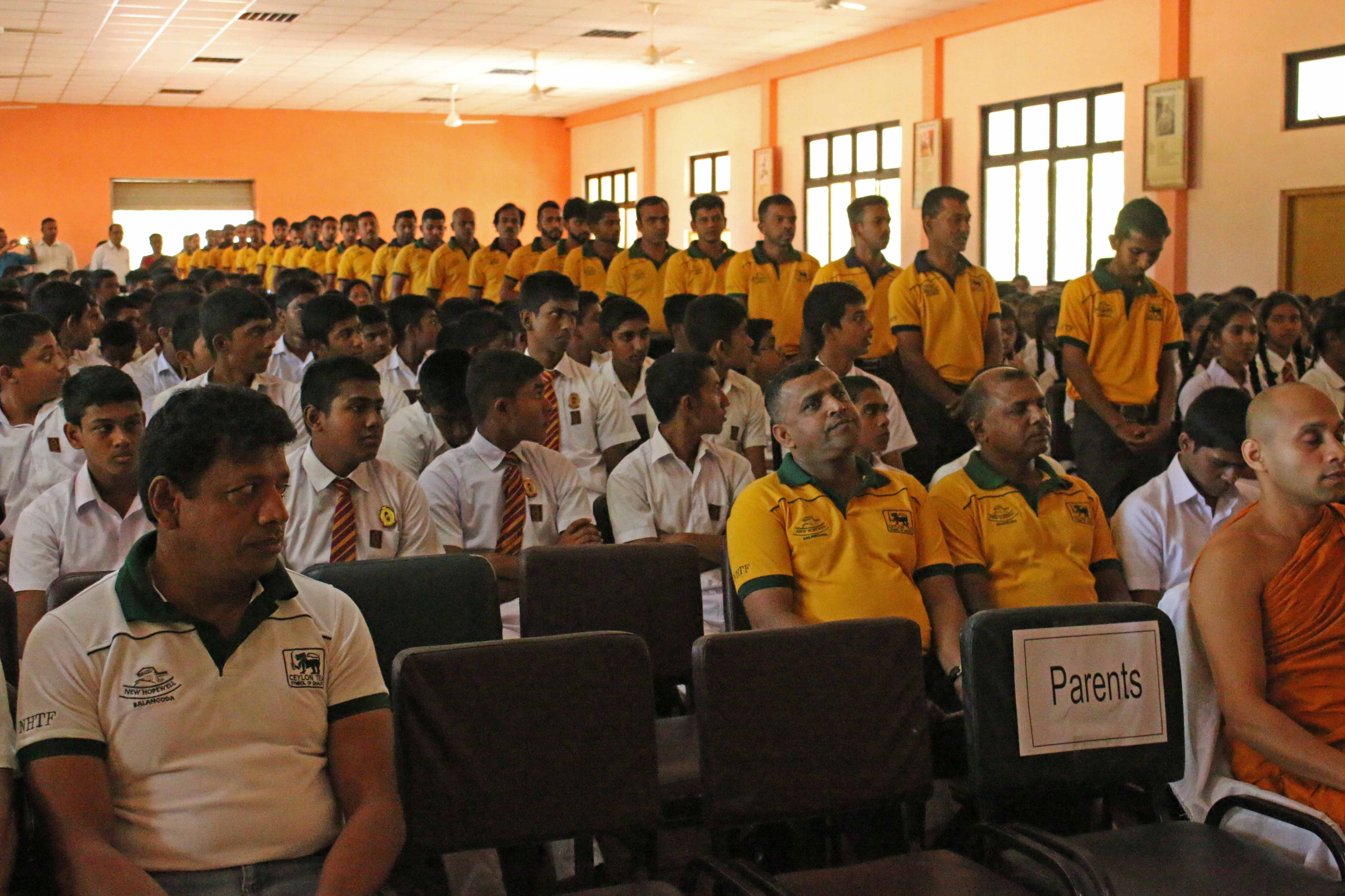 Introduction of Sati Pasala to a few schools in Balangoda (19)