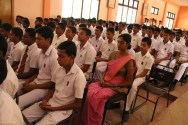 Introduction of Sati Pasala to a few schools in Balangoda (5)