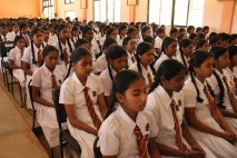 Introduction of Sati Pasala to a few schools in Balangoda (6)
