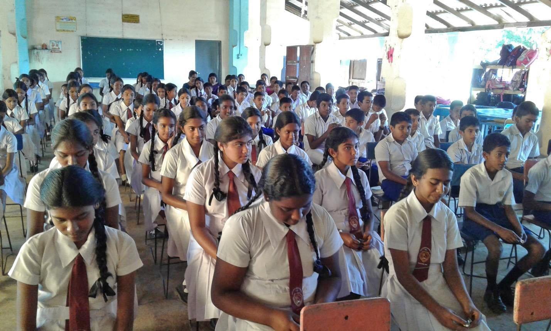 Sati Pasala Introduction Programme at Gadaladeniya M V Gadaladeniya, Pilimatalawa (2)