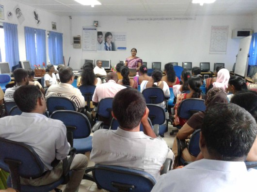 Sati Pasala awareness program conducted at SUDARMA VIDYALAYA, Galle (1)