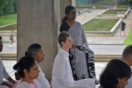 Interfaith Meditation The 'super glue' of mindfulness at the Independence Square on Saturday December 2nd (9)