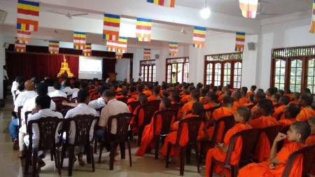 Sati Pirivena Introduction Programme at Mahavihara Maha Pirivena - Asgiriya, Kandy (1)