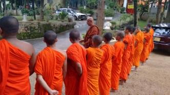Sati Pirivena Introduction Programme at Mahavihara Maha Pirivena - Asgiriya, Kandy (4)