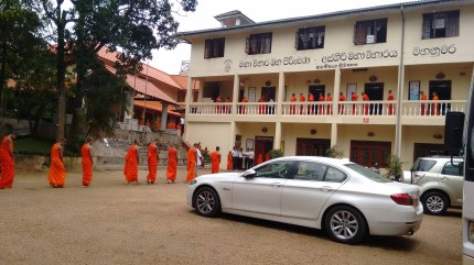 Sati Pirivena Introduction Programme at Mahavihara Maha Pirivena - Asgiriya, Kandy (7)