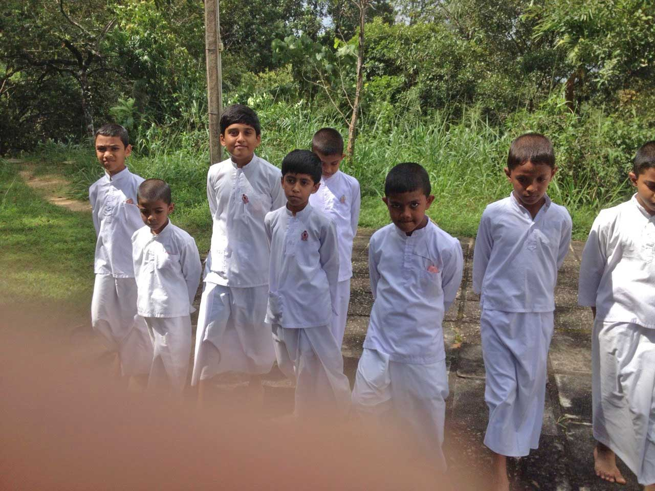 The Introduction of 'Sati Pasala' to the University Sarasavi Daham Pasala at Peradeniya University Viharaya. (4)