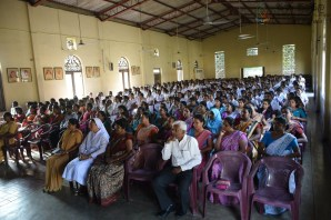 Mindfulness Program at Holy Family Convent, Kaluthara (13)