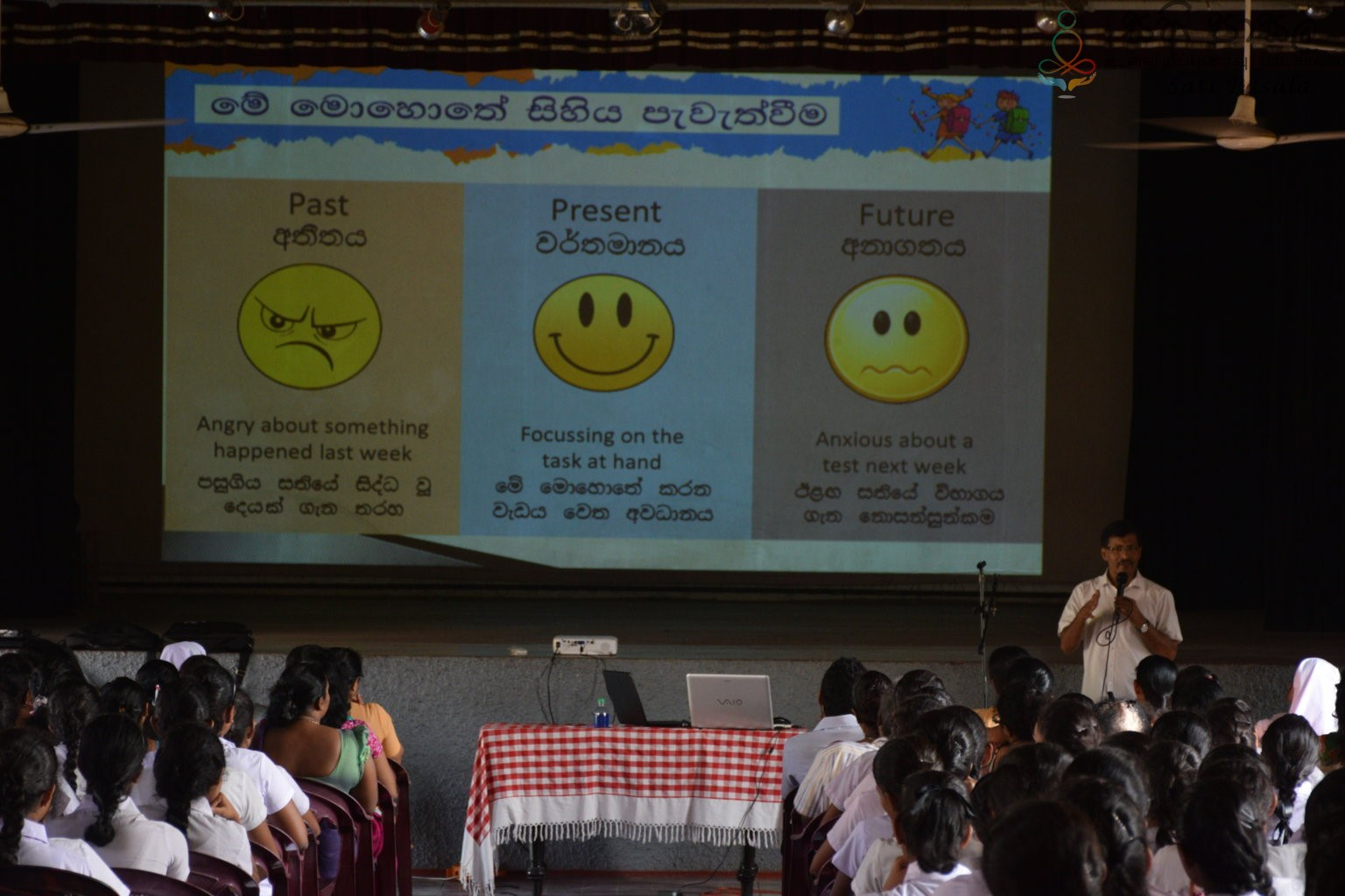 Mindfulness Program at Holy Family Convent, Kaluthara (17)