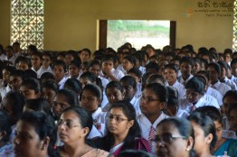 Mindfulness Program at Holy Family Convent, Kaluthara (25)