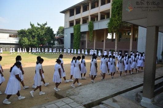 Mindfulness Program at Holy Family Convent, Kaluthara (30)