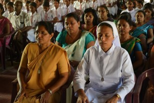 Mindfulness Program at Holy Family Convent, Kaluthara (38)