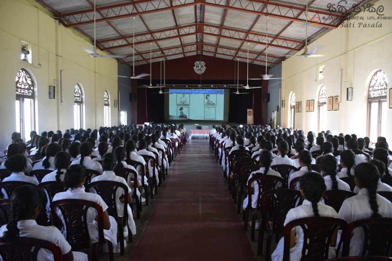 Mindfulness Program at Holy Family Convent, Kaluthara (46)