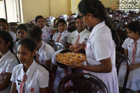 Mindfulness Program at Holy Family Convent, Kaluthara (50)