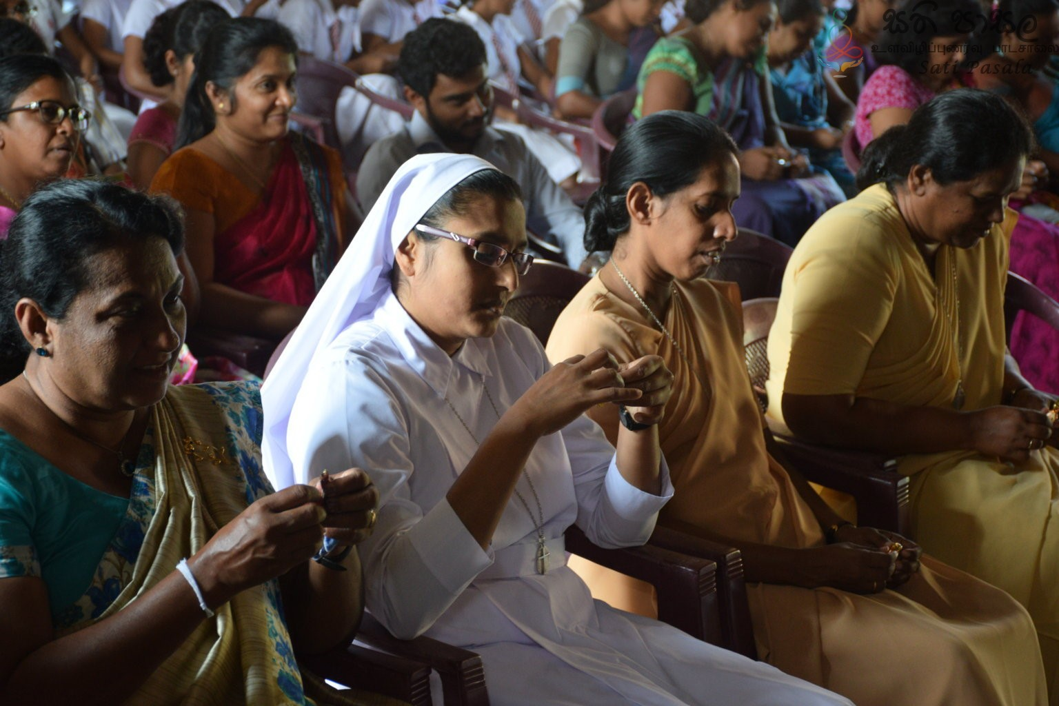 Mindfulness Program at Holy Family Convent, Kaluthara (52)