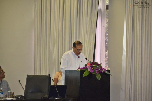 Mindfulness at the Sri Lanka Parliament (8)