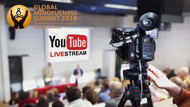 Global Mindfulness Summit - Count down for live stream