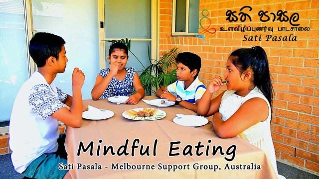 Mindful Eating