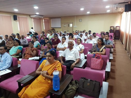 Sati Pasala Introduction program to Health Sector Personnel at Kandy. (1)