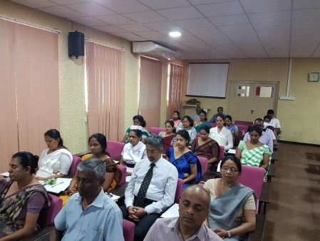 Sati Pasala Introduction program to Health Sector Personnel at Kandy. (9)