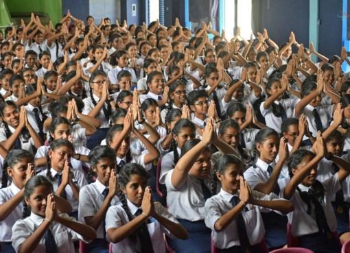 Sati Pasala Program at Sujatha Vidyalaya Nugegoda