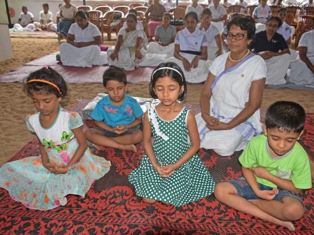 Sati Pasala Program at Lady Ridgeway Children's Hospital