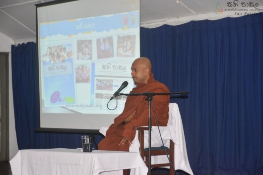 Sati Pasala Program at Musaeus College - Colombo (1)